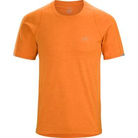 Arc'teryx Cormac Maglietta a maniche corte Uomo arancione